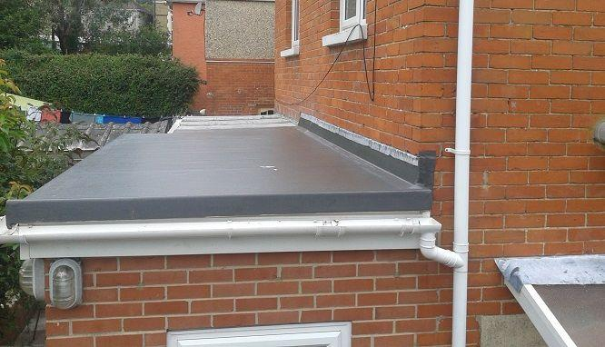 Grp roofing Weymouth